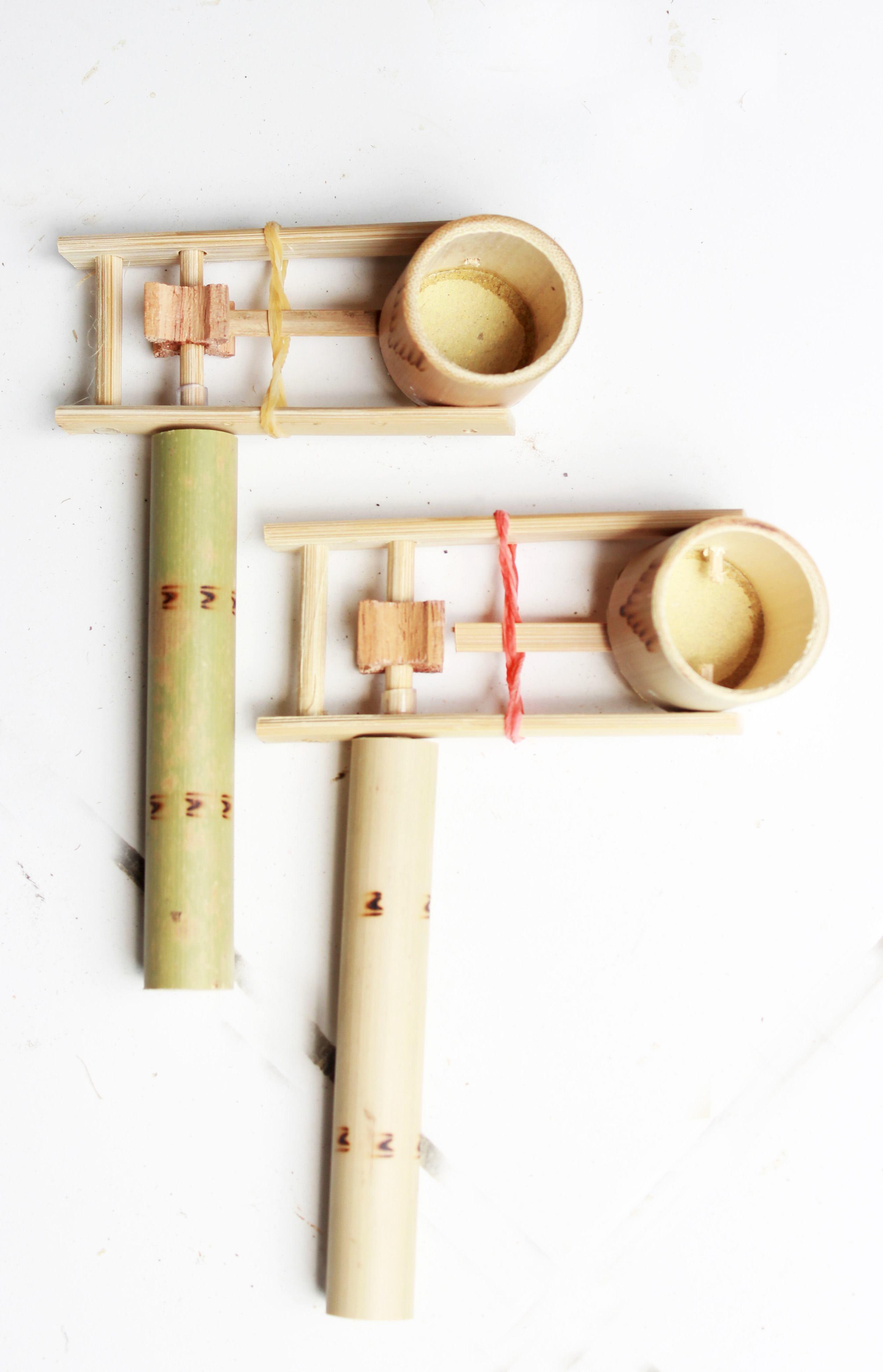 Kerajinan Suvenir Bambu