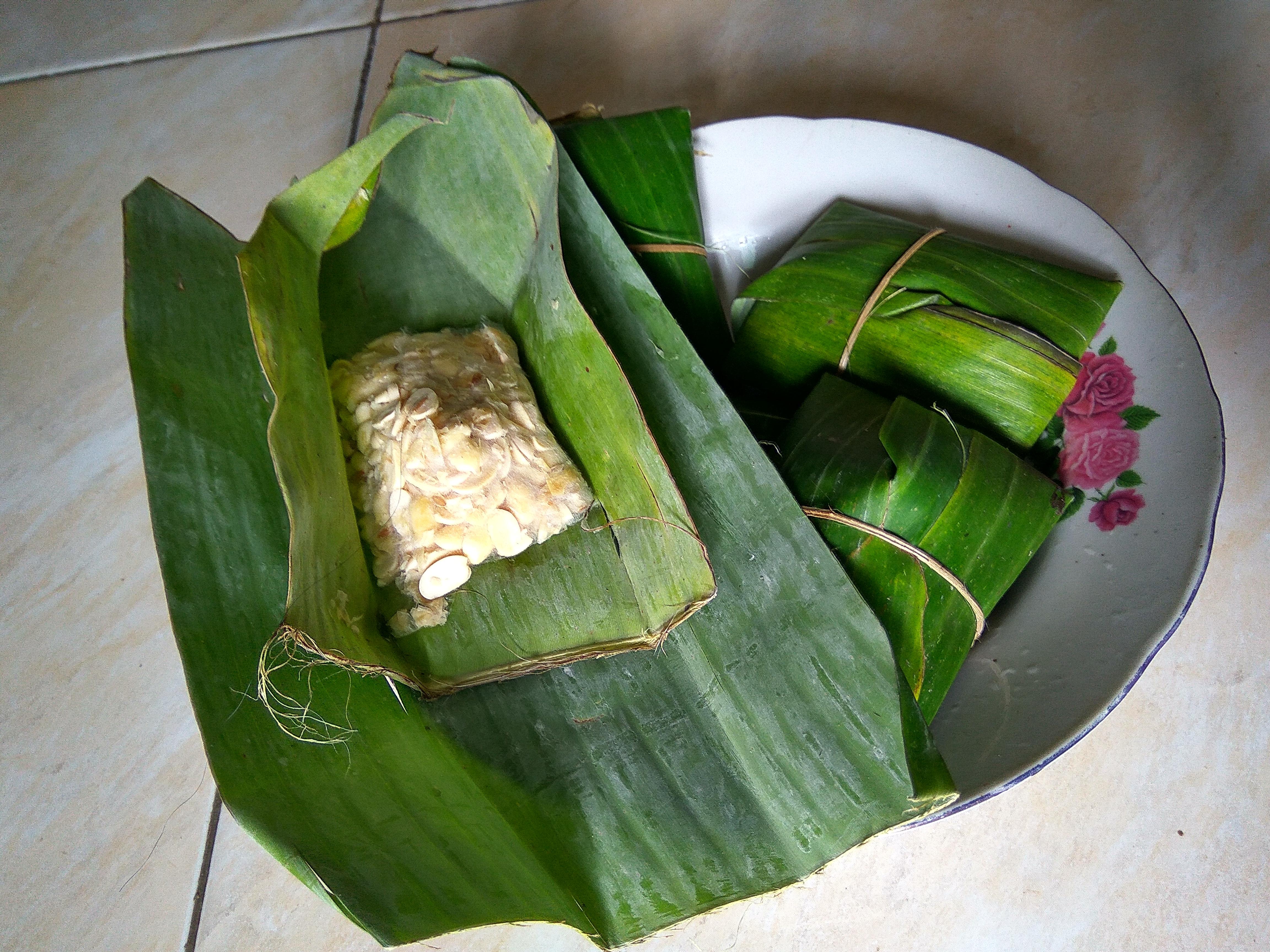 Tempe Tradisonal Dusun Sigug