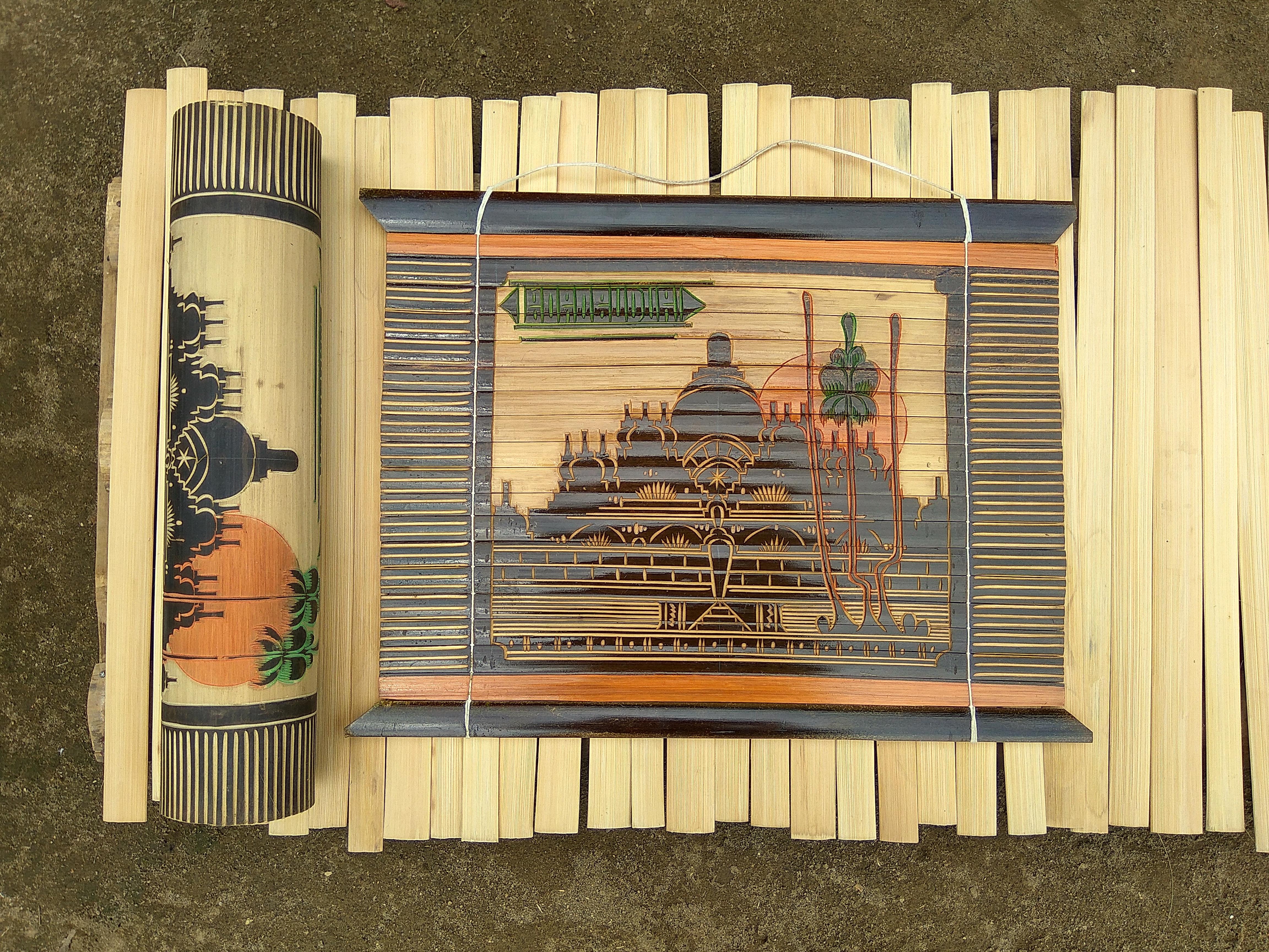 Ukir Bambu